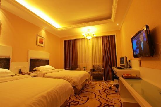 Regis Inn Hotel: 酒店客房