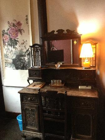 Liuyinlu Hostel: 房间内的装饰