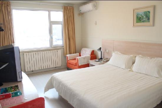 Jinjiang Inn Qingdao Development Zone Xiangjiang Road: 酒店商务房