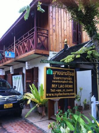My Lao Home Capsule Guesthouse