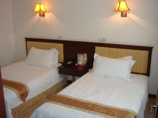 Junhang Holiday Hotel : 会务套房A型