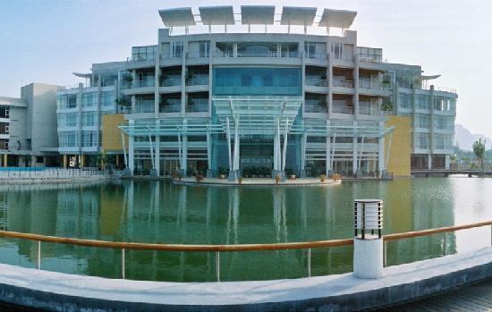 Dansuao Hotspring Resort : 温泉酒店外观B