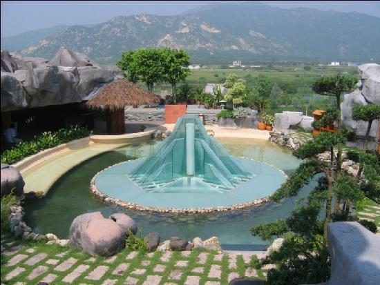 Dansuao Hotspring Resort : 温泉酒店天池