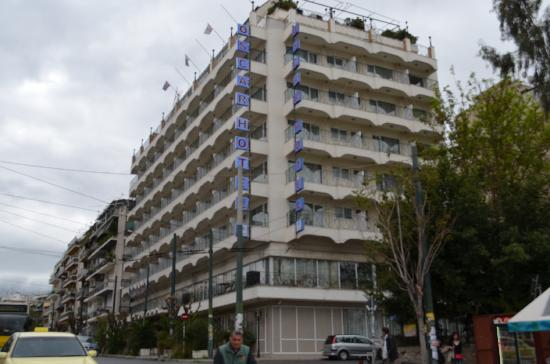 Oscar Hotel: OSCAR 酒店外貌
