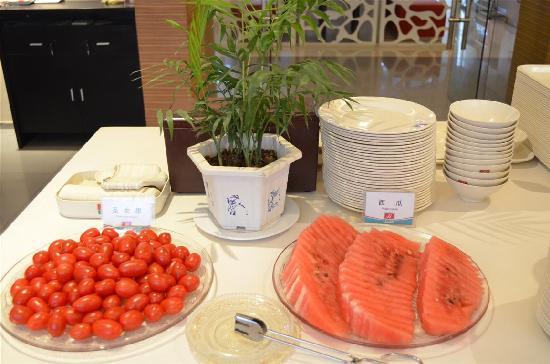 Jinjiang Inn (Hefei High-tech Zone Kexue Avenue) : 水果