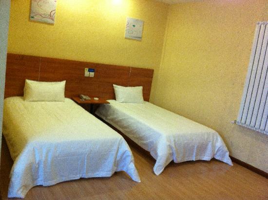 Eaka 365 Chain Hotel Tangshan Fuxing Road