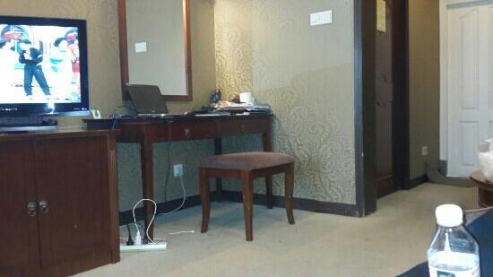 Hornki Creat Hotel: 房间内部