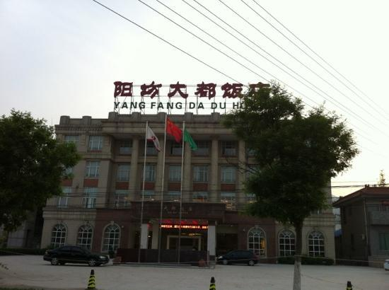 Yangfang Dadu Hotel: dd