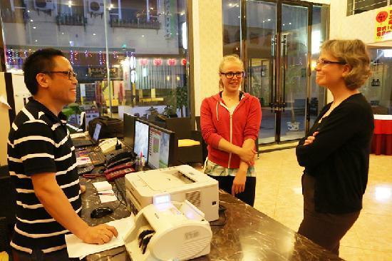 Happy Hotel Emei: 涉外酒店