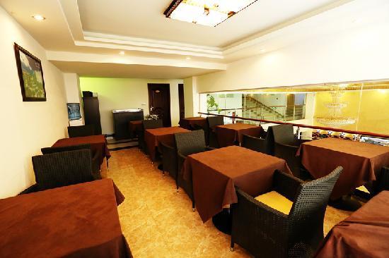 Happy Hotel Emei: 会议室 会议天下大小事
