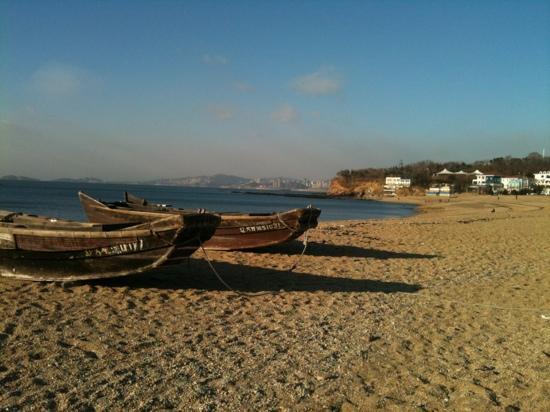 Fujiazhuang Beach: 付家庄