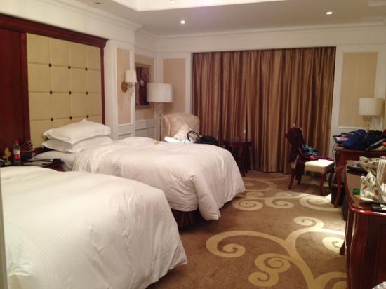 Kempinski Hotel Guiyang: 非常舒服的房间