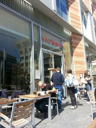 Vapiano - Bankside: vapiano