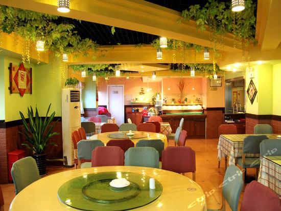Home Inn (Nanning Dongge Road): 酒店餐厅