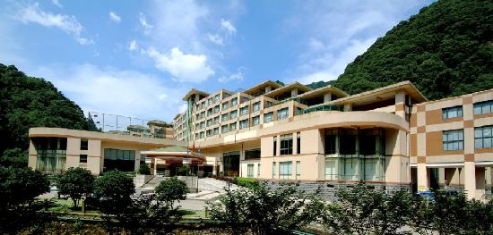 Ninghai Hotspring Summer Resort : 宁海天明山温泉大酒店