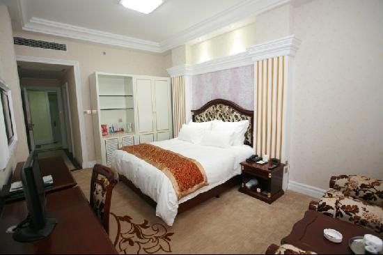 Jinxiu Hotel: 宾馆六号楼单人间