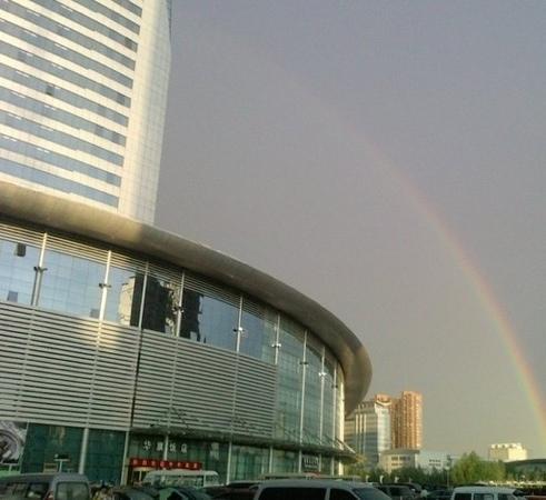 Harbin Victories Hotel : 华旗饭店