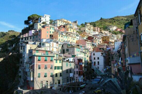 Agriturismo Riomaggiore Mare e Monti : 五渔村之一riomaggiore