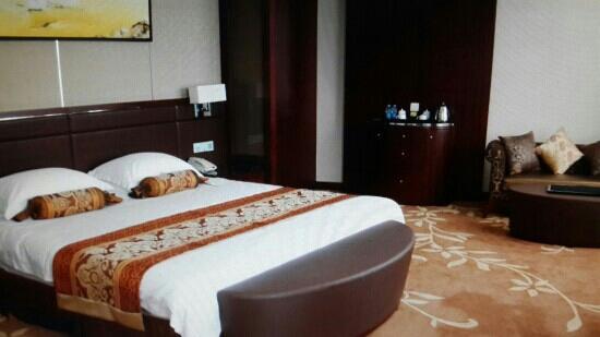 International Hotel: 套房