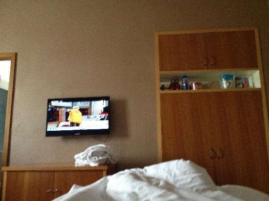 Super 8 Chengdu Chuanda West Gate: 酒店
