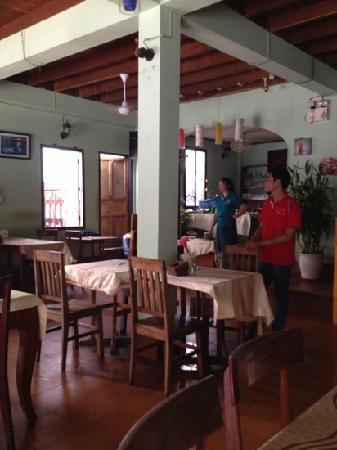 Coconut Garden: hall