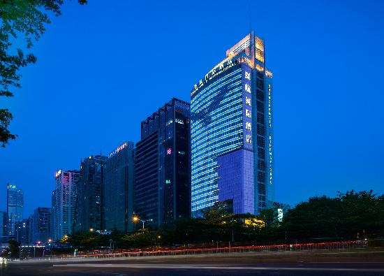 Shenzhenair International Hotel: 外景