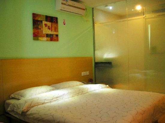 Motel 168 Guilin Center Plaza: 标准大床房