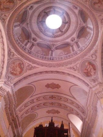 San Jose Church: 穹顶