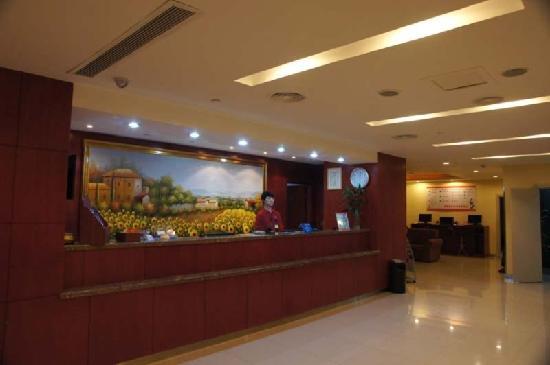 Hanting Express Chongqing Jiefangbei: 照片描述