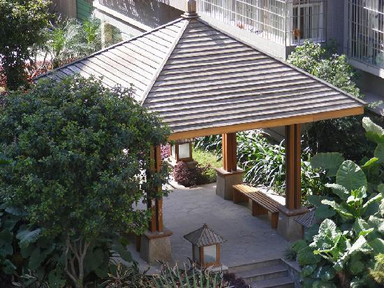 Haolaiwu Villa Apartment: 酒店周边环境