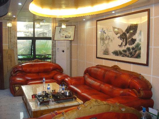 Haolaiwu Villa Apartment: 酒店大堂