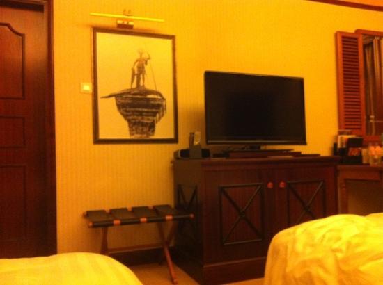 The Venice Raytour Hotel Shenzhen : 卧室