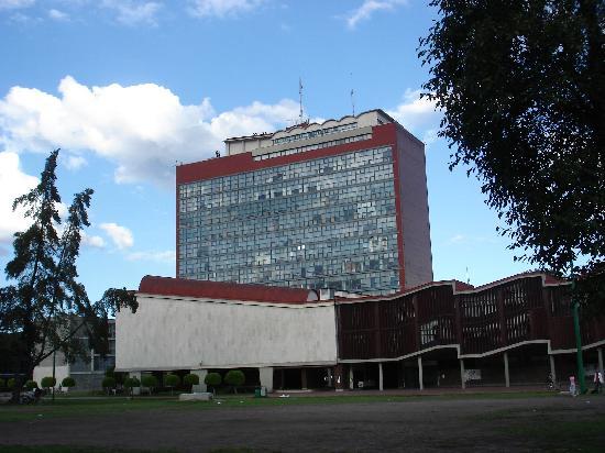 Ciudad Universitaria: 教学楼