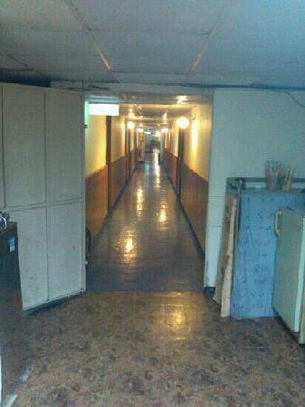 Lion City Hotel : 走廊