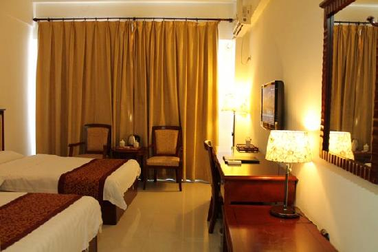 Daoshang Business Hotel: 豪华双标房