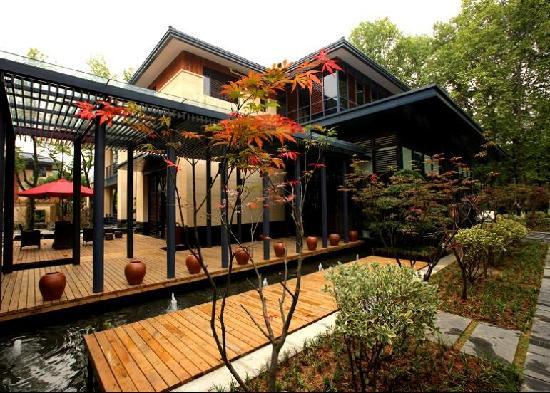 Hubin Keshe: 酒店外景1