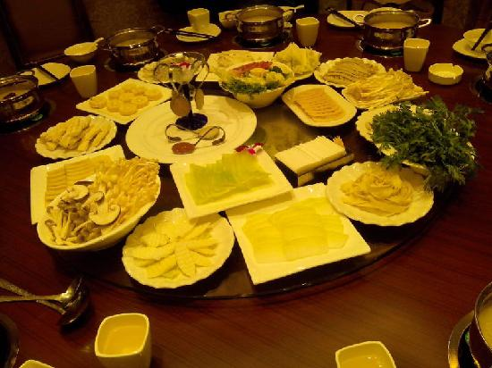 Jinhui Hotel: 素菜