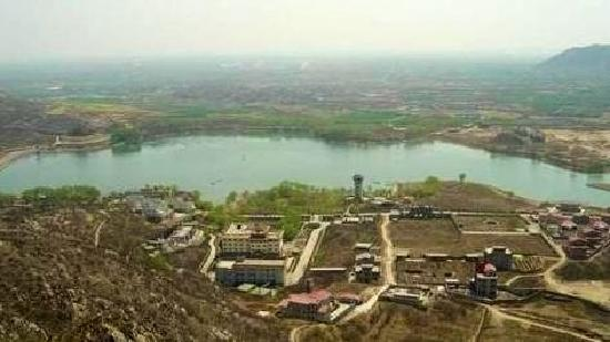 Dragon and Phoenix Lake of Shijiazhuang: 石家庄龙凤湖