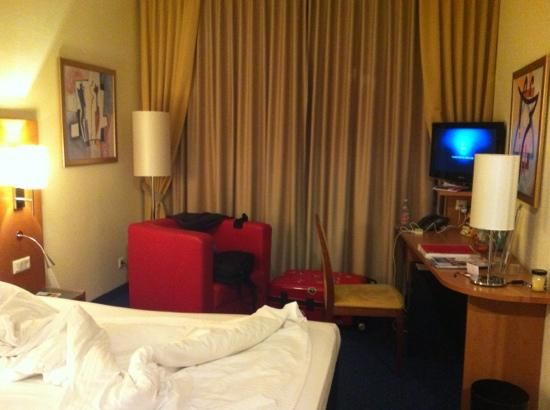 Ramada Hotel Berlin-Mitte: 单人间