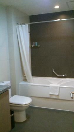 Citadines Gaoxin Xi'an: 浴缸