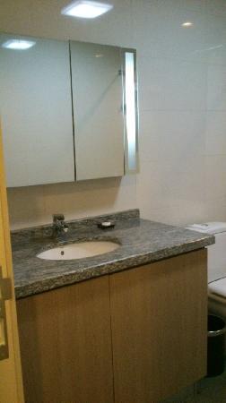 Citadines Gaoxin Xi'an: 浴室
