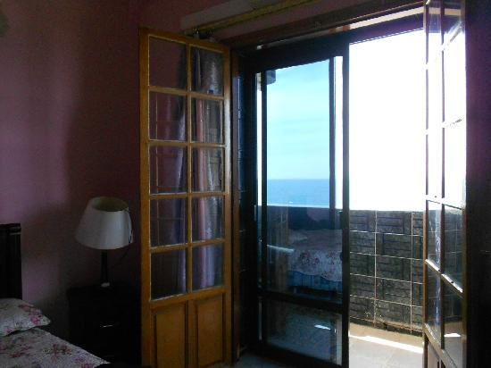 Hotel Grand Adghir : looking outside and we will find mediterranean sea