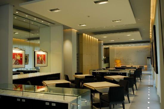 Jinjiang Inn Changsha Nanhu Road: 餐厅