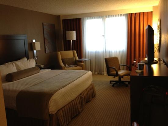 Crowne Plaza Miami Airport: 客房
