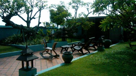 At Pingnakorn Hotel Chiangmai: 屋顶
