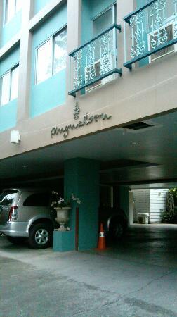 At Pingnakorn Hotel Chiangmai: 外立面