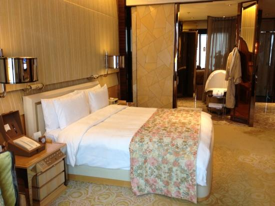 The Ritz-Carlton Shanghai, Pudong: 行政房