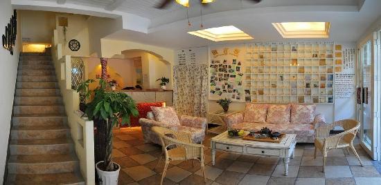 Grandma's Home Hotel: 客栈大堂