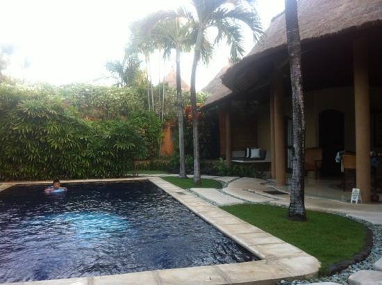 The Villas Bali Hotel & Spa: the villas