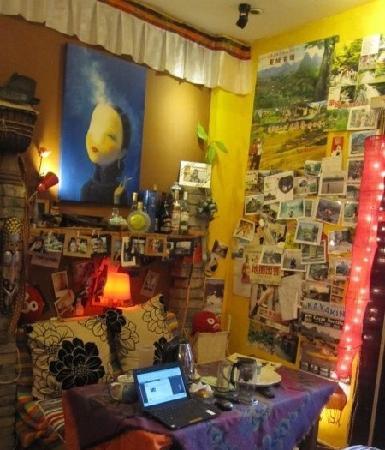 O-Lazy Hostel: 环境